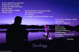 Soulogy - To see with the Eyes of the Soul