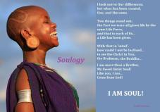 Soulogy - Like you, I too... Come from God