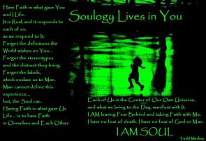 Soulogy - Have Faith in what gave You and I Life
