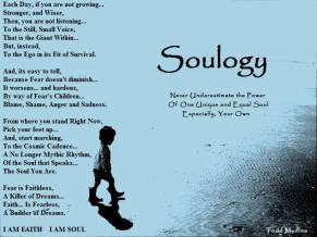 Soulogy - Faith is fearless