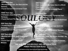 Soulogy - One God, One Golden Rule and One Equal Soul