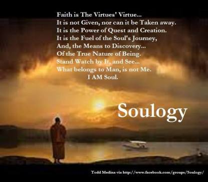 Soulogy - Faith is The Virtues Virtue
