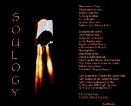 Soulogy - Too afraid of our own darkness