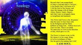 Soulogy - the god in the making that I AM