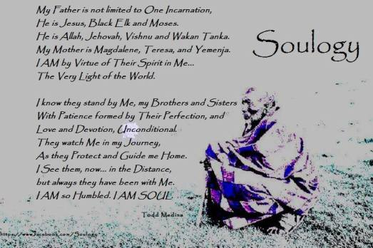 Soulogy - Not limited to one incarnation