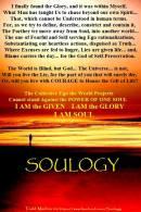 Soulogy - I finally found the Glory