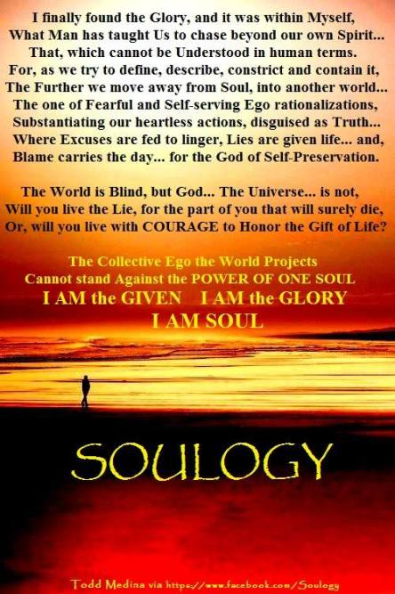 Soulogy - I finally found the Glory