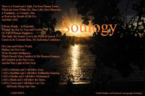 Soulogy - There is a Sound and a Sight