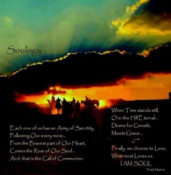 Soulogy - Each one of us have an Army of Sancity