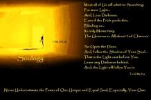 Soulogy - Searching for more Light