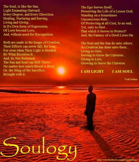 Soulogy - The Soul is like the Sun