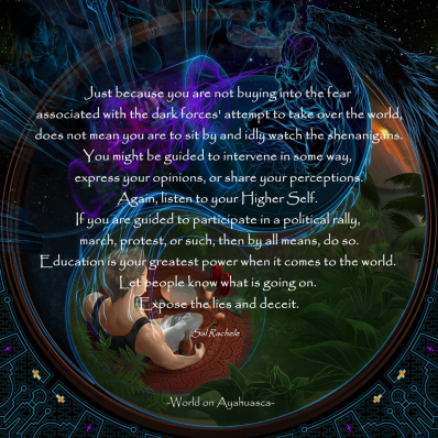 -World on Ayahuasca- Expose